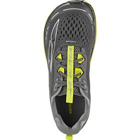 Altra Torin 4 Running Shoes Men grey/lime